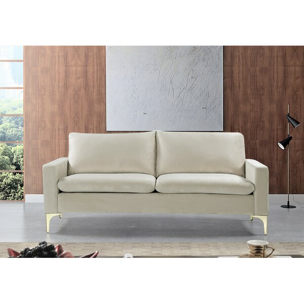Cottleville Sofa by Everly Quinn Everly Quinn