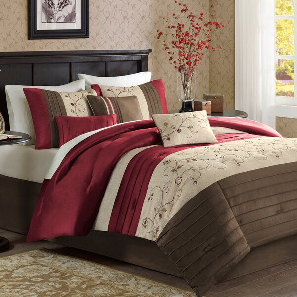 Brierwood 6 Piece Duvet Cover Set by Darby Home Co