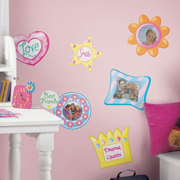 Studio Designs 32 Piece Wall Decal by Room Mates