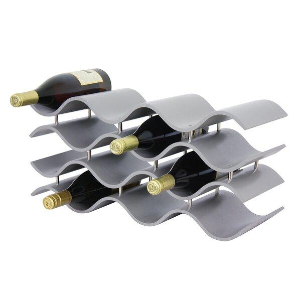 Bellas 12 Bottle Tabletop Wine Bottle Rack by Wade Logan Wade Logan