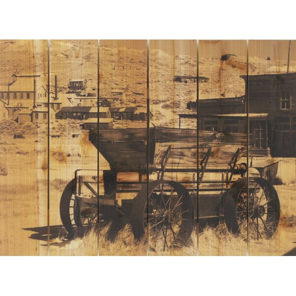 Old West Photographic Print by Gizaun Art