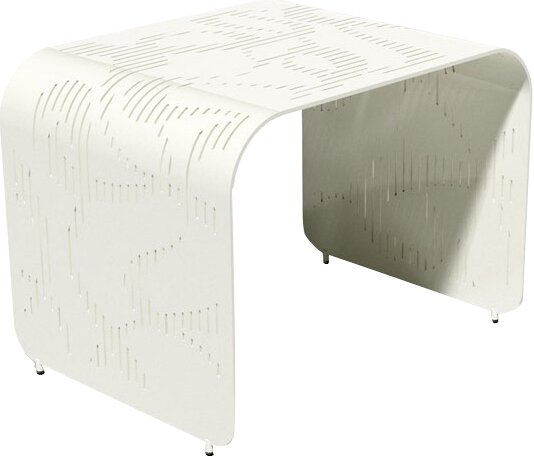 Orikami by Karim Rashid Metal Side Table by Orange22Modern