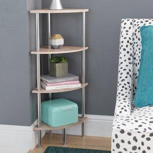 Adelinna Corner Bookcase