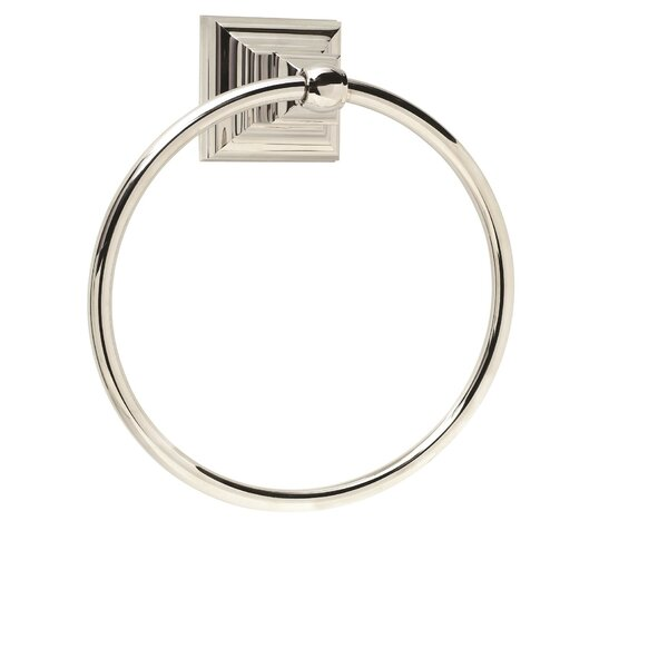 Markham™ Wall Mounted Towel Ring by Amerock