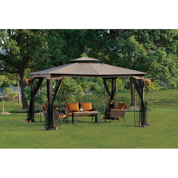 Replacement Mosquito Netting for Regency Gazebo by Sunjoy