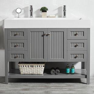 Compare Harward 47 Single Bathroom Vanity Set ByHighland Dunes
