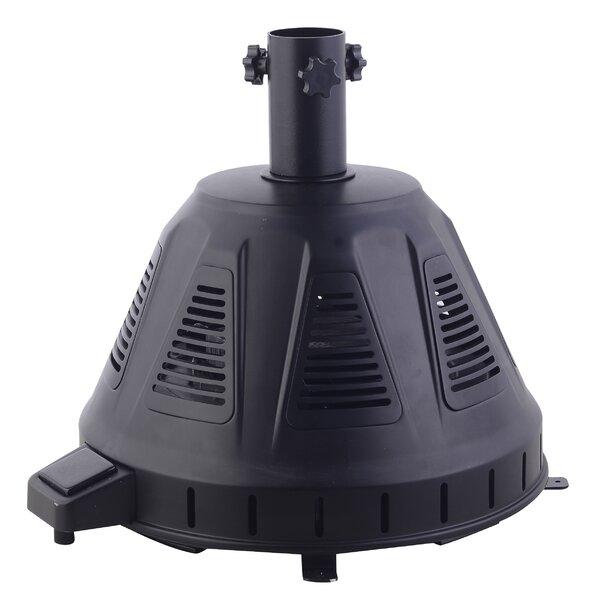 Umbrella Base 1500 Watt Electric Heater Patio Heater by AZ Patio Heaters