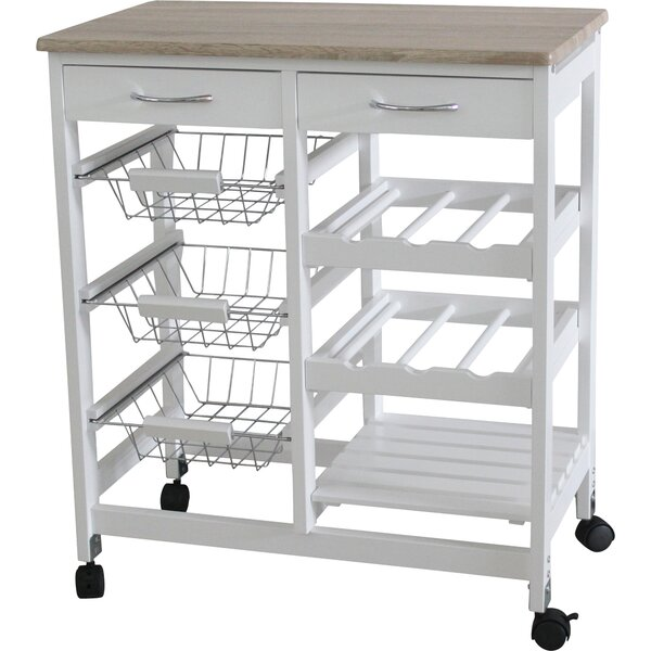 Mallory Kitchen Cart by HDS TRADING CORP