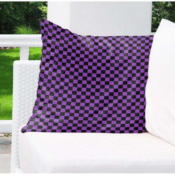 Anorea Gingham Throw Pillow