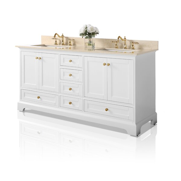 Michael 72 Double Bathroom Vanity Set by Darby Home Co