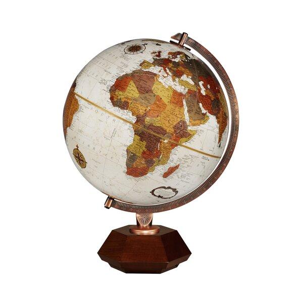 Frank Lloyd Wright Hexhedra Globe by Replogle Globes