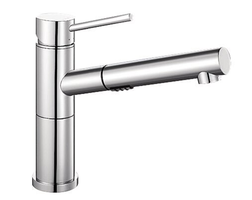 Alta Standard Pull Out Single Handle Kitchen Faucet by Blanco