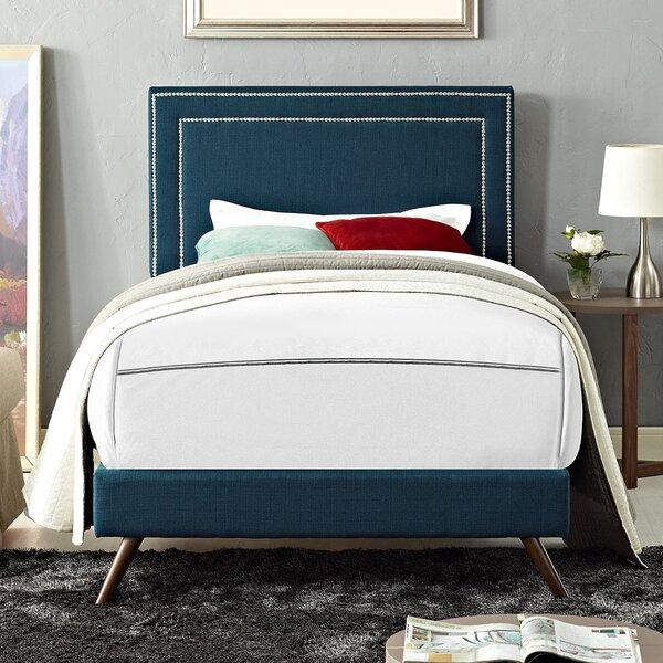 Eyre Upholstered Platform Bed by Ivy Bronx