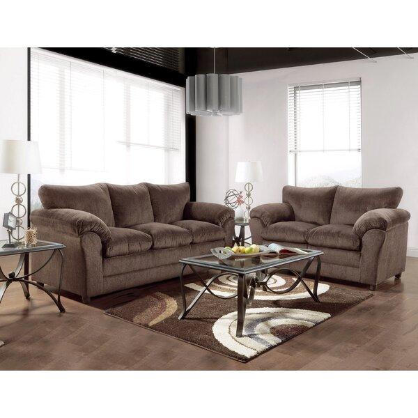 Endicott 2 Piece Living Room Set by Red Barrel Studio