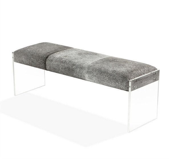 Aiden Upholstered Bench by Interlude