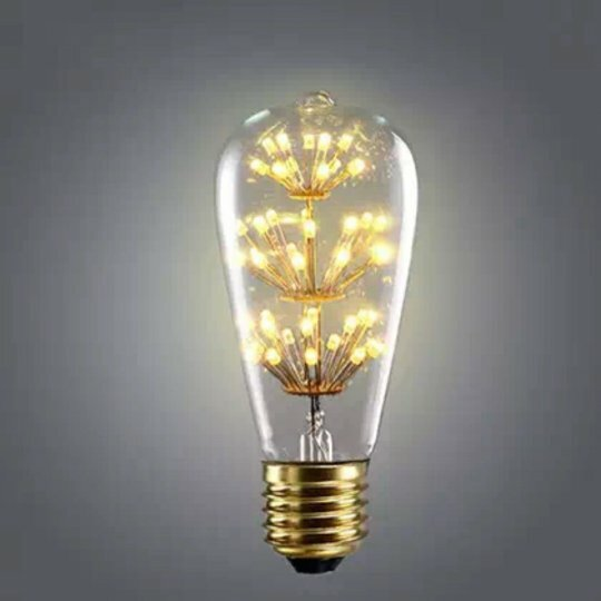 30W E26 Incandescent Light Bulb by Mr. MJs