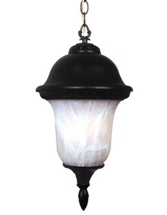 Reviews Glenn Aire Chain 3-Light Outdoor Hanging Lantern By Special Lite Products