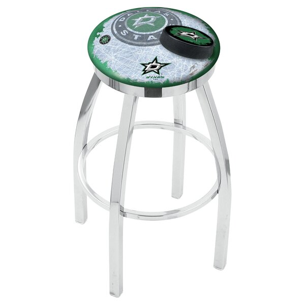 NHL 25 Swivel Bar Stool by Holland Bar Stool| @ $243.00