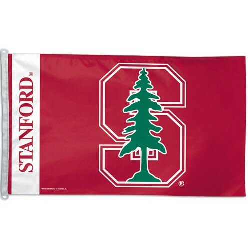 Stanford Polyester 3 x 5 ft. Flag by NeoPlex