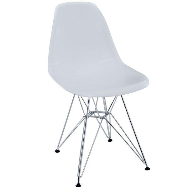 Abert Patio Dining Chair by Ebern Designs