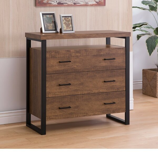 Imler 3 Drawer Accent Chest by Wrought Studio Wrought Studio