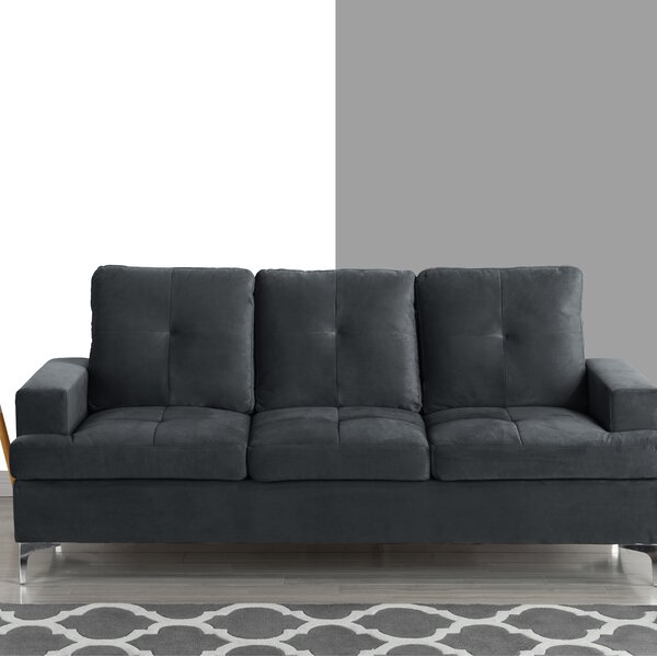 Get Name Brand Lomas Sofa by Ebern Designs by Ebern Designs