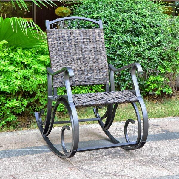 Phillip Rocking Chair by Winston Porter