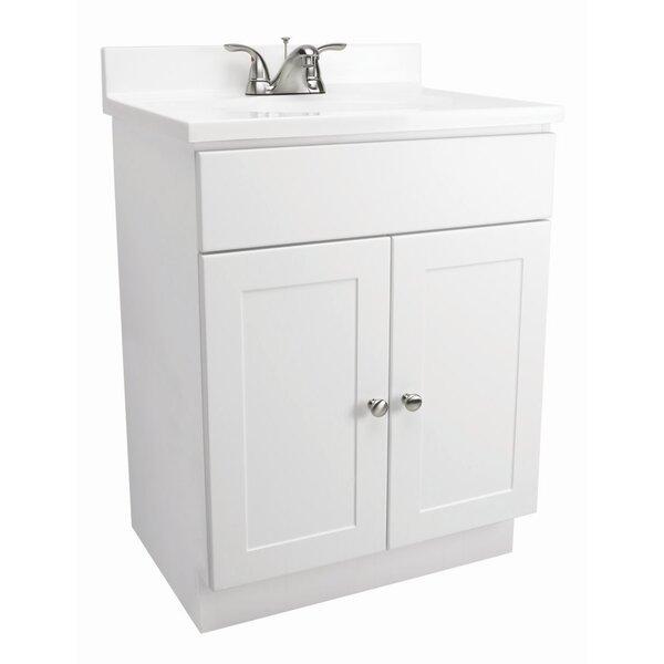 Steubenville 24 Single Bathroom Vanity Set by Andover Mills