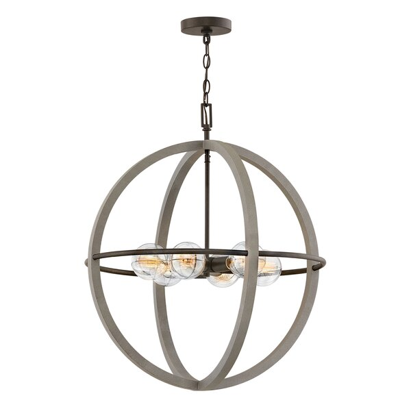 Bodie Indoor 6-Light Globe Chandelier by Hinkley Lighting