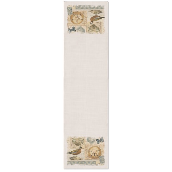 Larson Table Runner by Rosecliff Heights