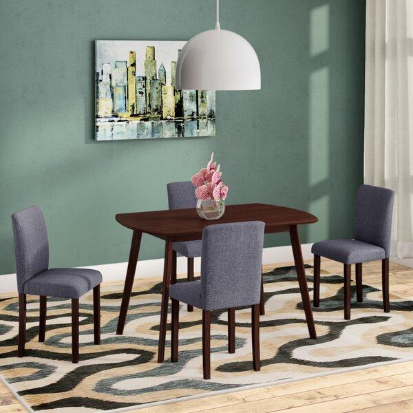 Errico 5 Piece Dining Set by Ebern Designs