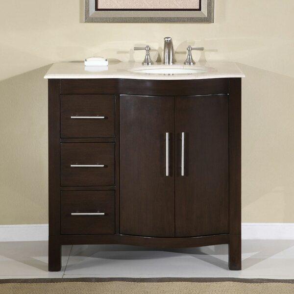 Bissette 36 Single Bathroom Vanity Set by Andover MillsBissette 36 Single Bathroom Vanity Set by Andover Mills