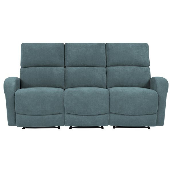 McCook Recliner Sofa by Winston Porter