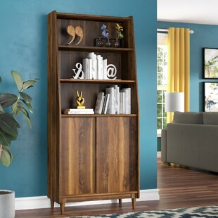 Posner Standard Bookcase by Mercury Row