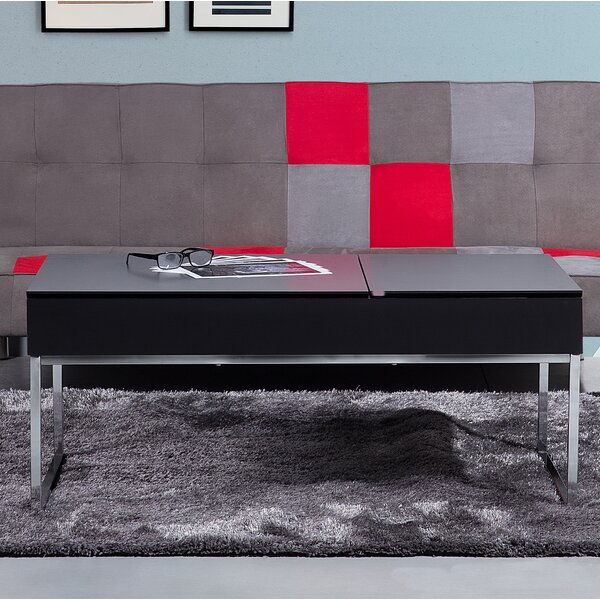 Celinda Coffee Table with Storage by Home Loft Concepts