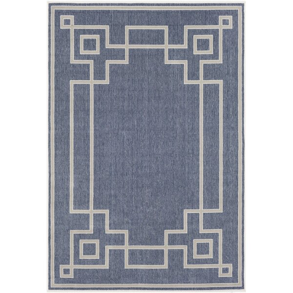Pearce Taupe Indoor/Outdoor Area Rug by Charlton Home