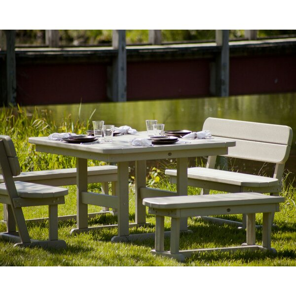 Park Dining Table by POLYWOOD®