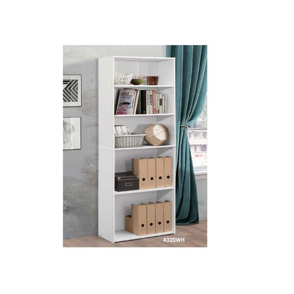 Darrtown Wooden Standard Bookcase By Latitude Run