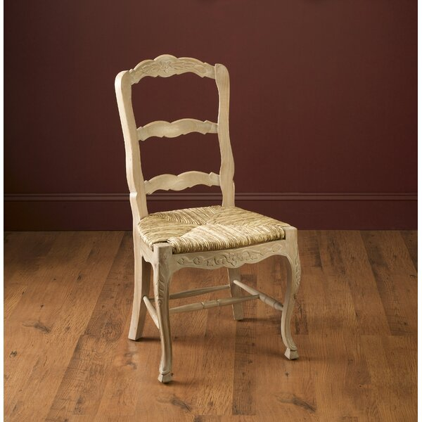 Evelyn Solid Wood Dining Chair by AA Importing