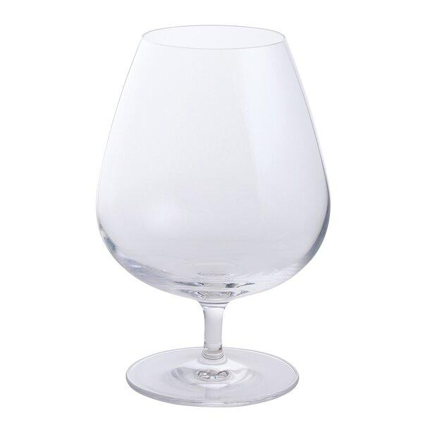 Ashford 21 oz. Glass Snifter/Liqueur Glass (Set of 4) by Winston Porter