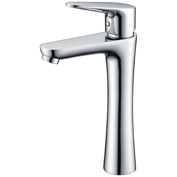 Vivace Single Hole Bathroom Faucet with Drain Assembly by ANZZI ANZZI