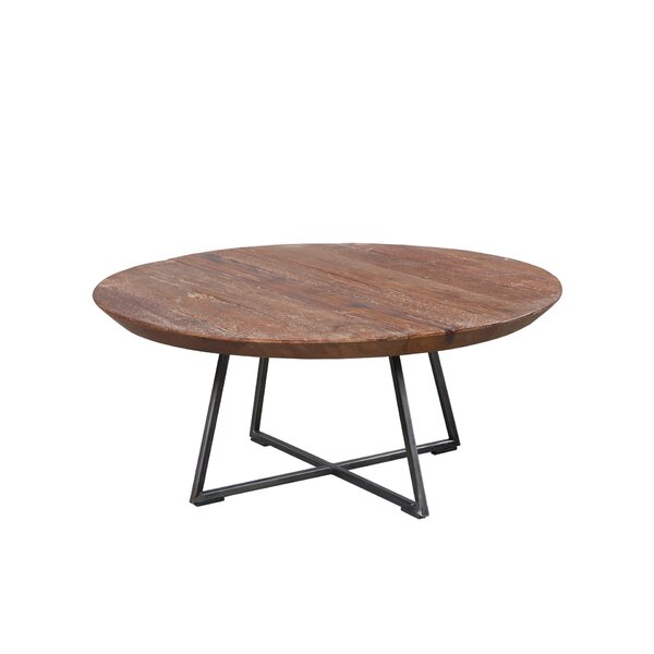 Pizarro Coffee Table by Union Rustic