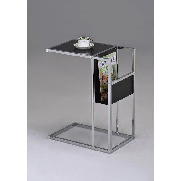 Venegas End Table By Orren Ellis