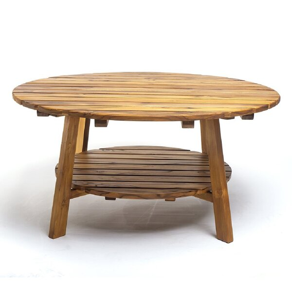 Adirondack Teak Chat Table by Masaya & Co