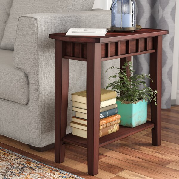 Warrington End Table by Andover Mills