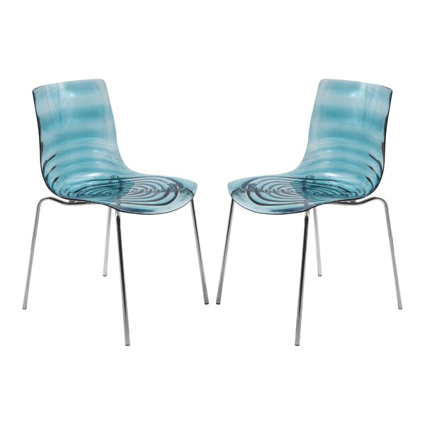Astor Side Chair (Set of 2) by LeisureMod
