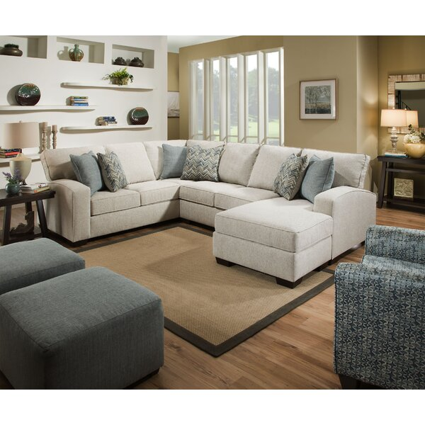 Henton Left Hand Facing Sectional By Alcott Hill