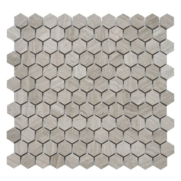 User Compare  Bosphorus 1.73 X 1.85 Limestone Mosaic Tile.  Best