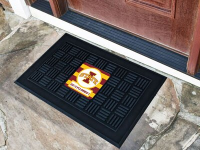 NCAA Iowa State Southern Doormat by FANMATS