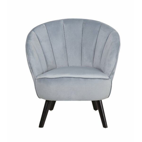 Mcnabb Barrel Chair by House of Hampton